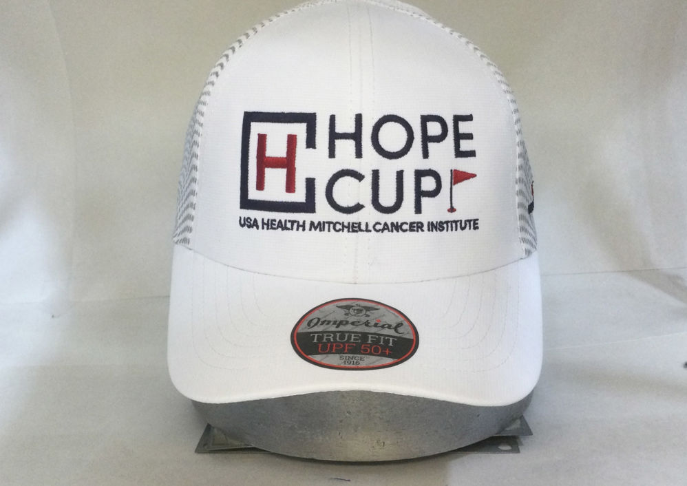 Hope cup hat
