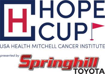 Hope Cup Golf Tournament Logo