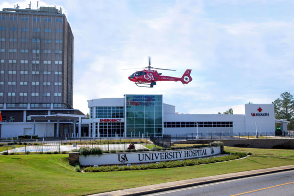 USA Health University Hospital