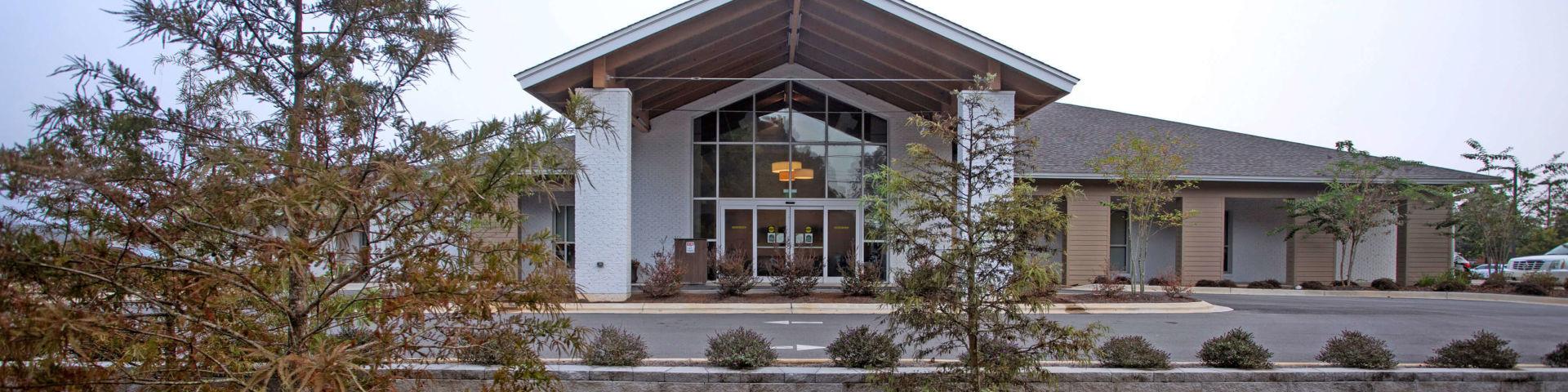 USA Health Mitchell Cancer Institute - Fairhope