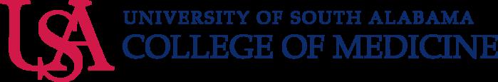 USA College of Medicine Left Aligned