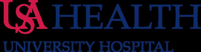 USA Health UH Left Aligned
