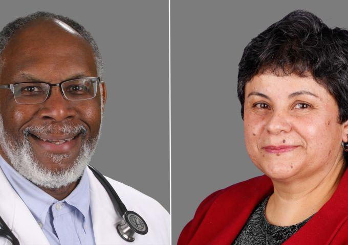 Drs Crook and Arrieta