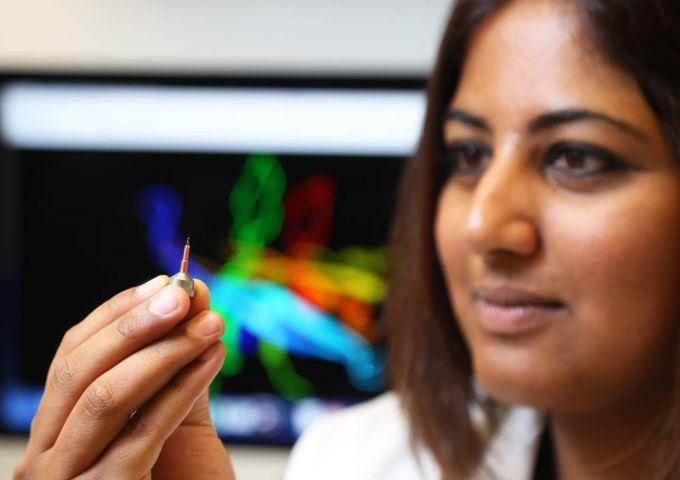 USA MCI Researcher Dr Ash Prakash MK