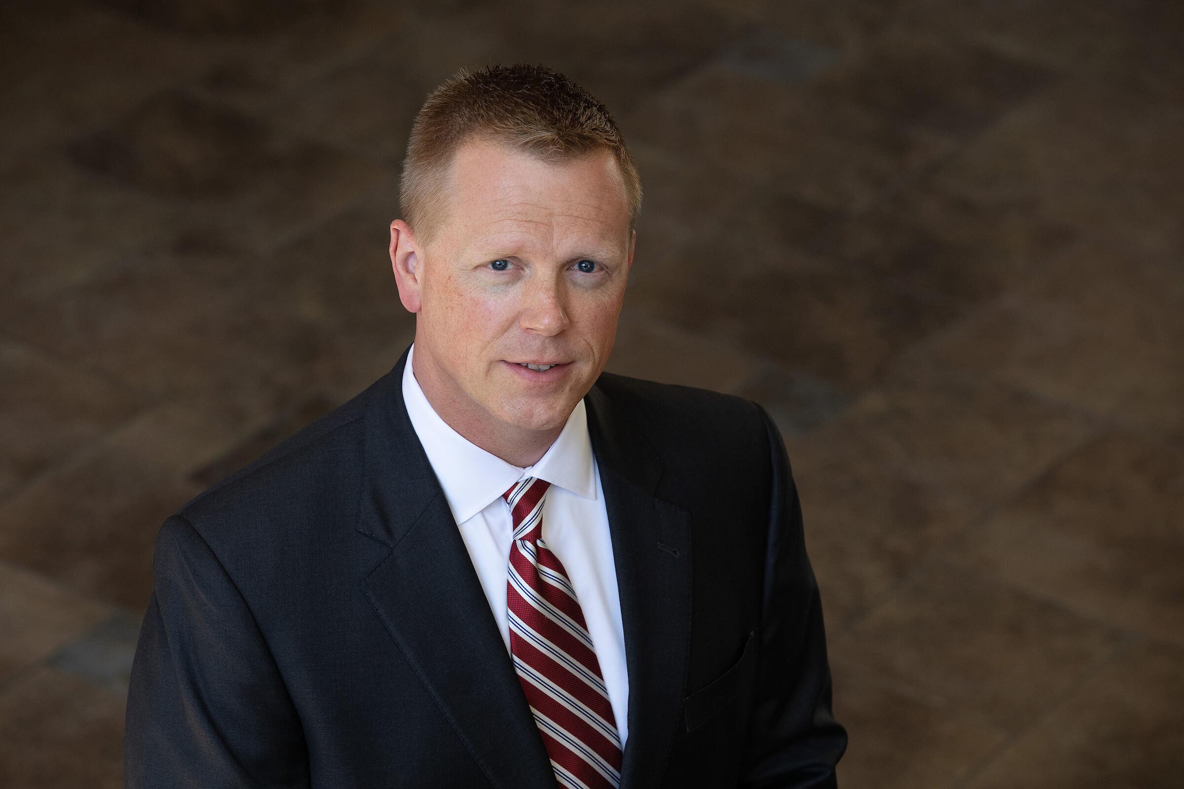 Benny Stover, USA Health CFO